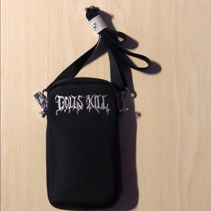 Dolls Kill phone pouch